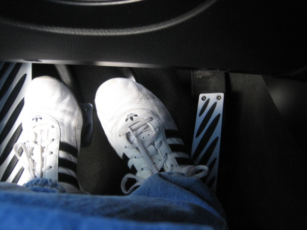 heal toe
